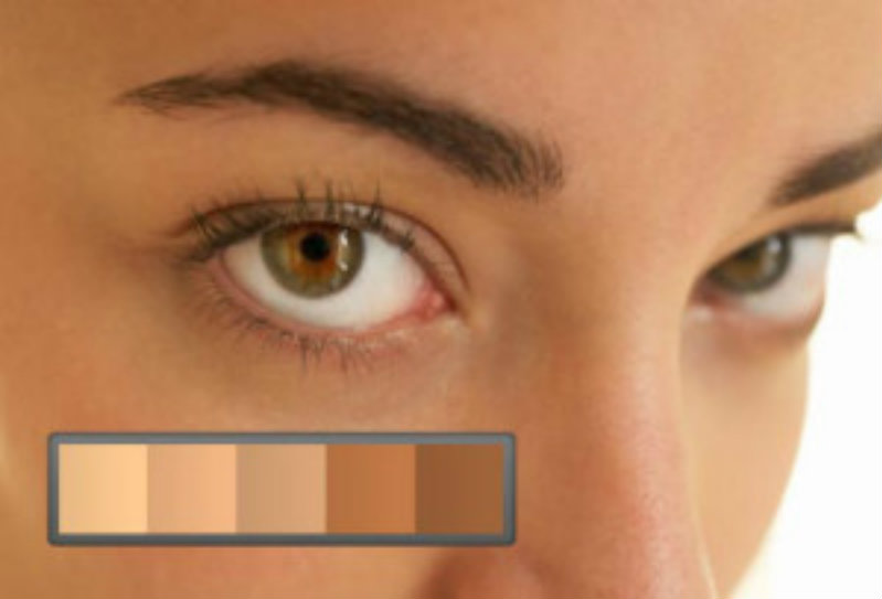 runescape how to change skin color